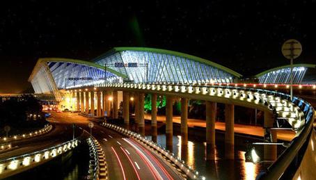 上海浦东机场二期